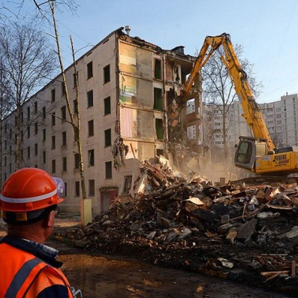 Утверждены экологические требования по сносу объектов капитального строительства